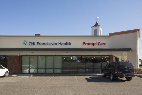 Franciscan Prompt Care On Gravelly Lake Chi Franciscan Health