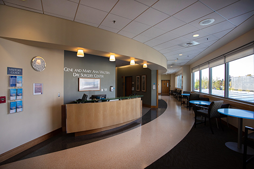 Gene & Mary Ann Walters Surgery Center image