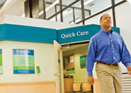 CHI Health Quick Care - Shadow Lake