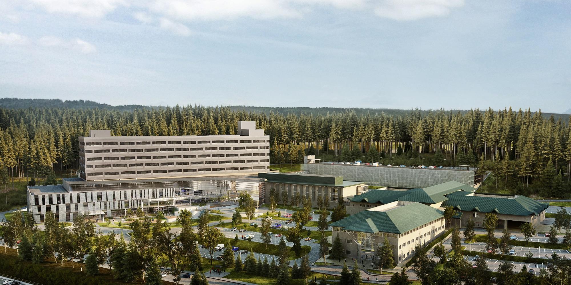 St. Michael Medical Center image