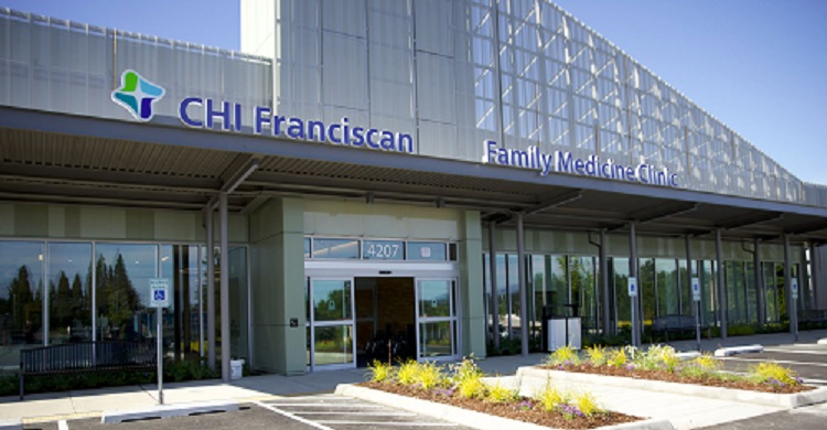 CHI Franciscan Family Medicine Clinic image