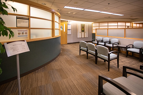 CHI Franciscan Multispecialty Cancer Clinic image