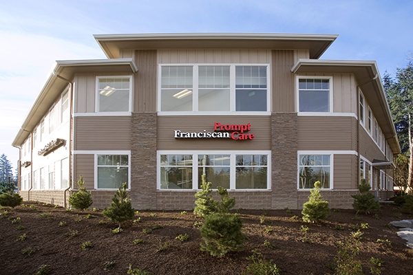 Franciscan Prompt Care - Canyon Road - CHI Franciscan
